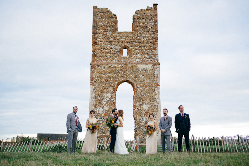 Norfolk Wedding Photographer - Godwick Great Barn