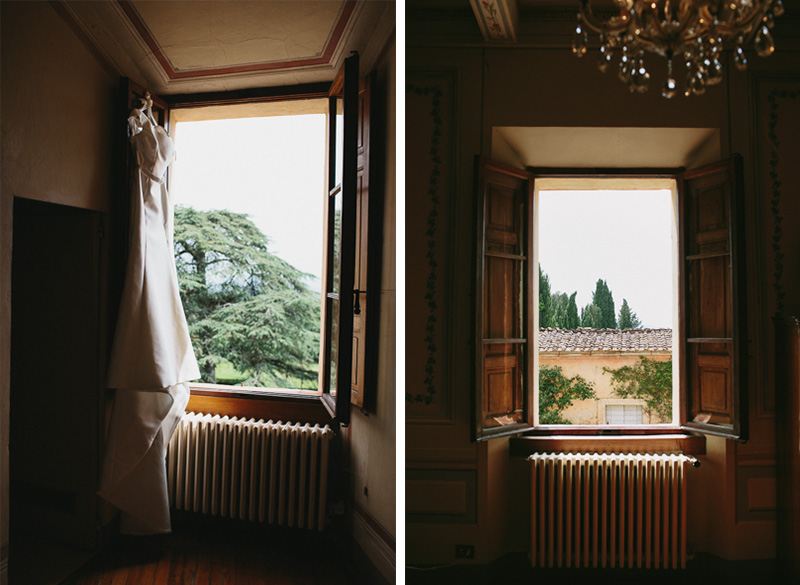 Destination Wedding Photographer - Villa Catignano, Italy
