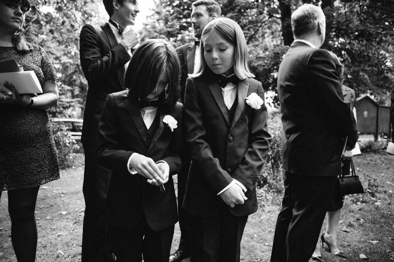 Fine art wedding photography, ceremony, church