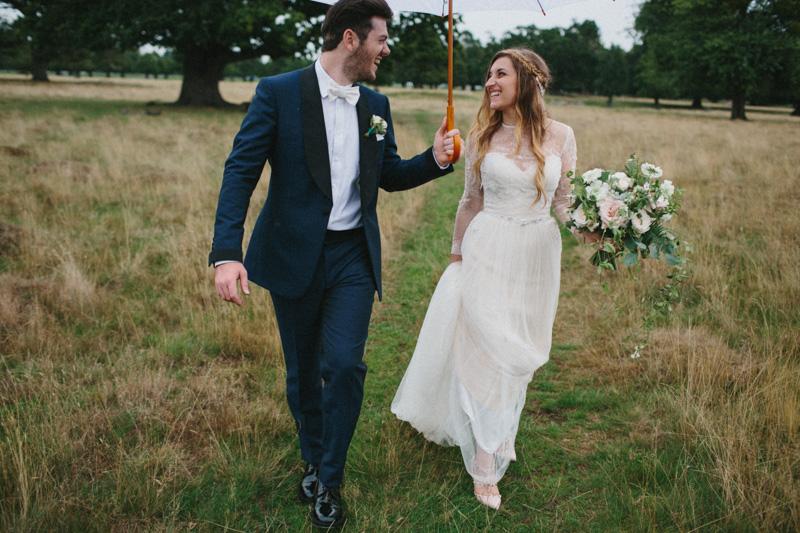 Fine art wedding photographer, couple portraits