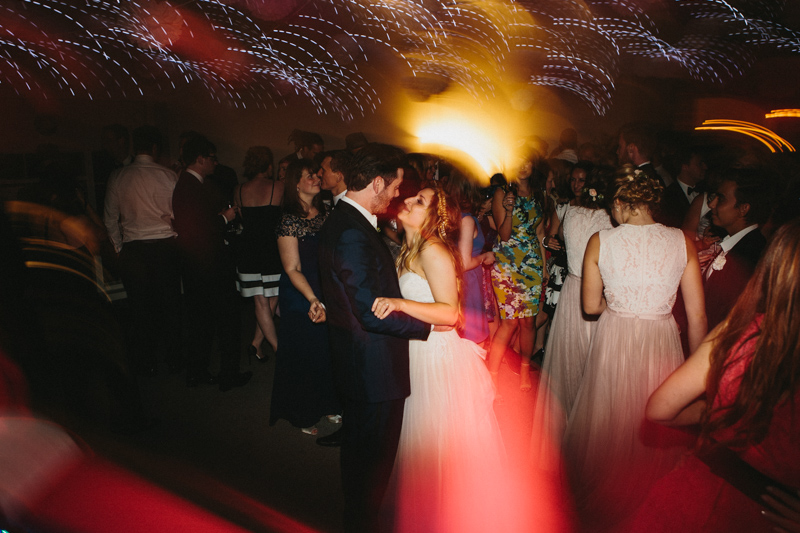 Stylish wedding photography, first dance